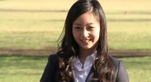佳子さまの笑顔
