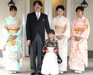 悠仁さまと秋篠宮夫妻
