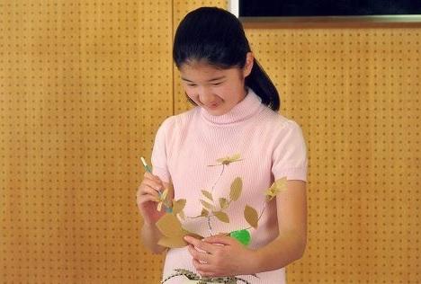 愛子さまの画像