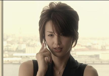ブラッディーマンデイに出演した吉瀬美智子