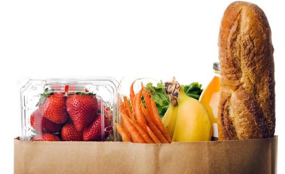 健康的な食生活の食材