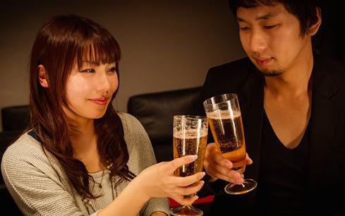初デートの飲み会
