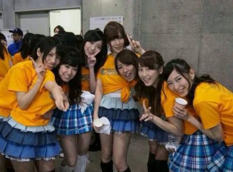 SKE48オープニングメンバーだった松井玲奈