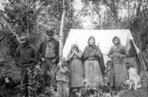 カナダのカウチン族