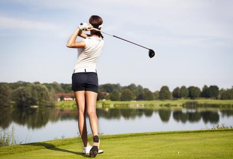 女子がゴルフを上達する方法