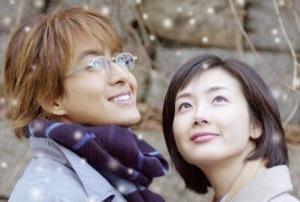 韓国の人気ドラマ「冬のソナタ」