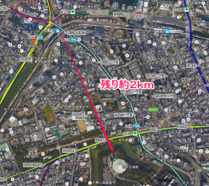DAIGは現在飯田橋