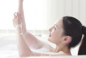 入浴で乾燥させない方法は?