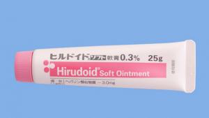 おでこのブツブツに効くヒルドイド軟膏