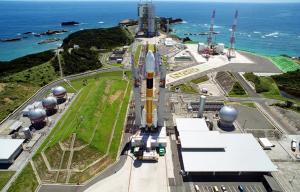 下町ロケットのロケ地、種子島宇宙センター