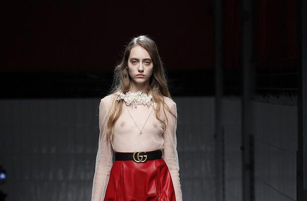 ジェンダーレスファッション