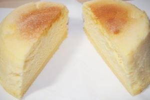 ファミリーマートのスイーツ「壺焼きしっとりチーズスフレ」