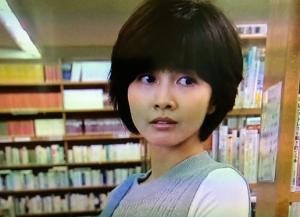 偽装の夫婦での内田有紀の髪型1