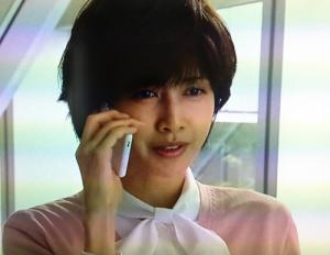 偽装の夫婦での内田有紀の髪型2