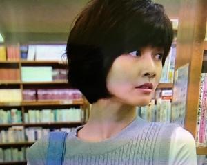 偽装の夫婦内田有紀の髪型サイド
