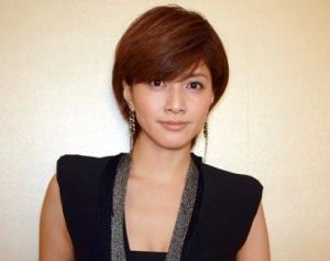 内田有紀の髪型「マニッシュスタイル」