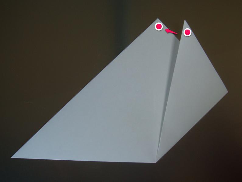 キティちゃん折り紙-4