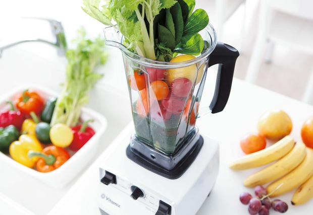 手作り野菜ジュースの作り方