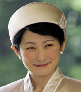 秋篠宮家の紀子さま