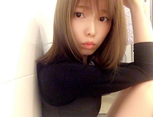 島崎遥香の最新の髪型
