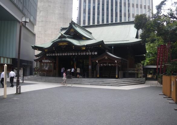 金運アップの神社「金刀毘羅宮」