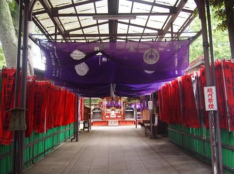 2016年金運アップの神社、成田山の出世稲荷