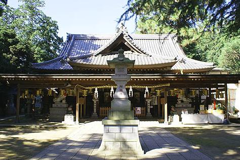 2016金運アップの神社は茨木県にある下妻大宝八幡宮