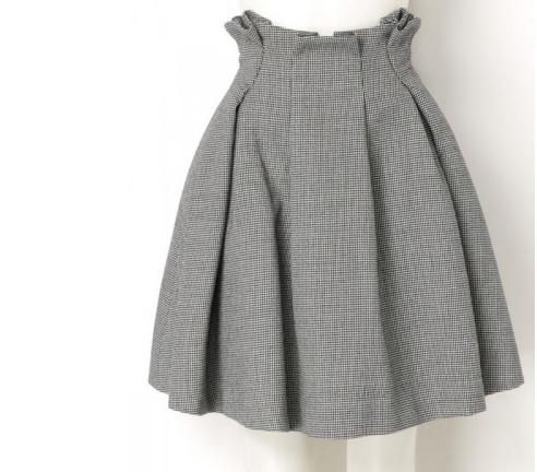 ダメ恋深田恭子の衣装「スナイデルのスカート」