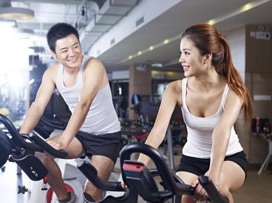 太もも痩せに効果的なエアロバイク