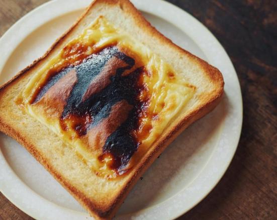 悪魔のトーストのレシピその2