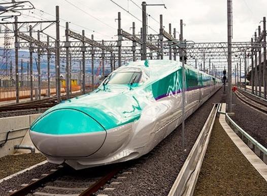 GW国内旅行は北海道新幹線で!