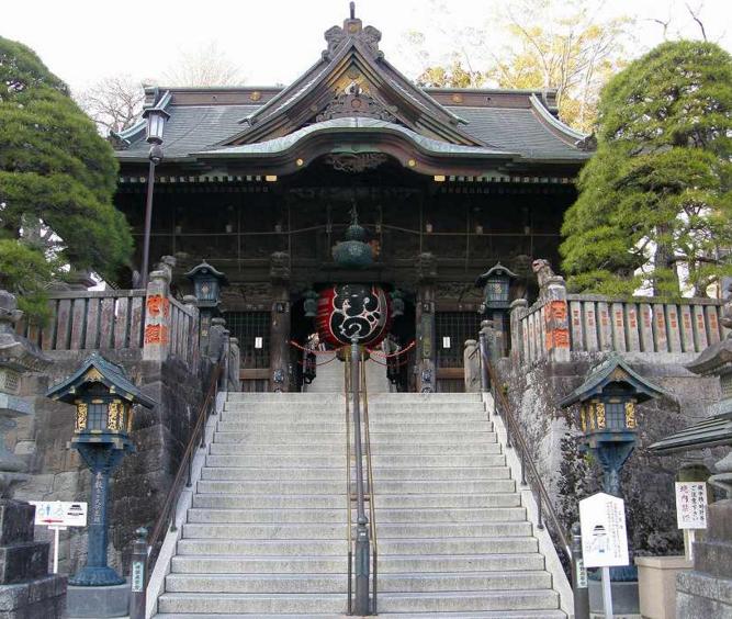 千葉の恋愛・縁結びパワースポット「成田山新勝寺」