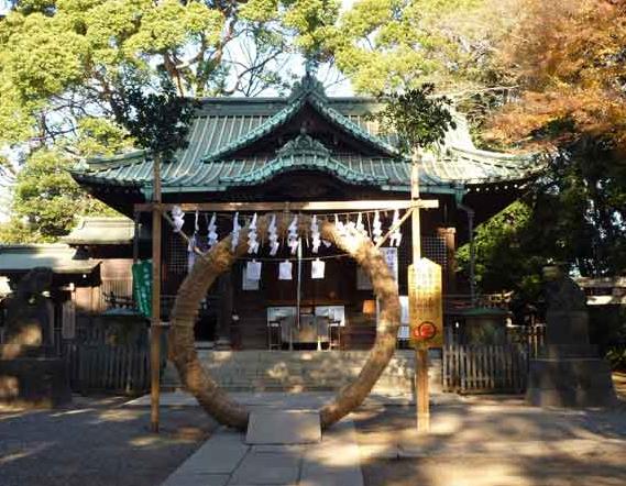 東京で人気の恋愛パワースポット「代々木八幡宮」