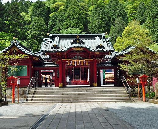 神奈川の恋愛・縁結びパワースポット「箱根神社」