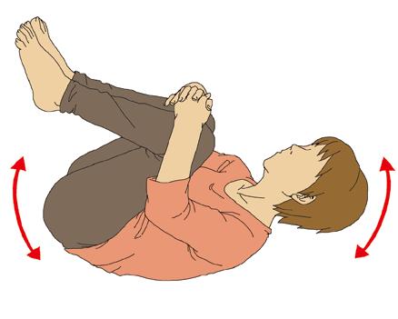 o脚を治すストレッチ