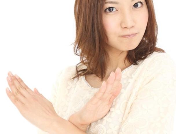 おとなしい日本人女性