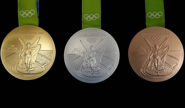 リオオリンピックのメダル