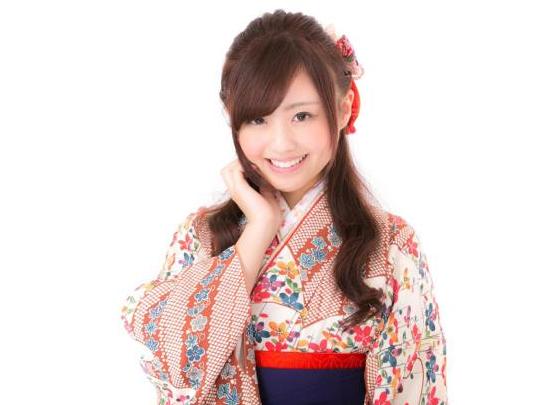日本人女性の特徴