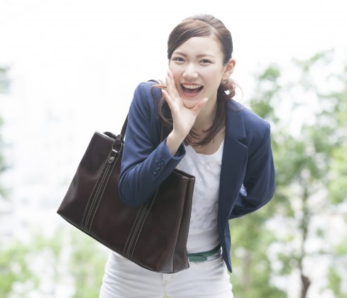 働く女性について